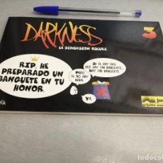 Cómics: DARKNESS LA DIMENSIÓN OSCURA Nº 3 / JOSÉ PEÑA / JUNIOR GRIJALBO MONDADORI 1998. Lote 219421933