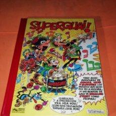 Cómics: SUPERGUAI. TOMO Nº 2. EDICIONES JUNIOR S.A. 1987. PAGINAS SUELTAS. CONTRAPORTADA INVERTIDA.. Lote 219470588