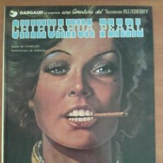 Cómics: BLUEBERRY : CHIHUAHUA PEARL - Nº 7 / 1979. Lote 219676488