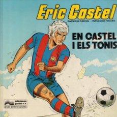 Cómics: COMIC ERIS CASTEL: EN CASTEL I ELS TONIS (CATALAN). Lote 219710468