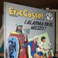 Cómics: COMIC ERIS CASTEL: ¡ALARMA EN EL MUSEO!. Lote 219710860