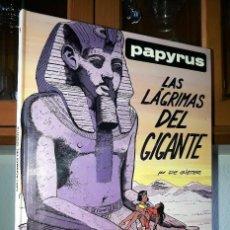 Cómics: COMIC PAPYRUS: LAS LAGRIMAS DEL GIGANTE (EDICIONES JUNIOR). Lote 219720146