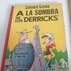 Comics : LUCKY LUKE. A LA SOMBRA DE LOS DERRICKS. TORAY. Lote 219721233