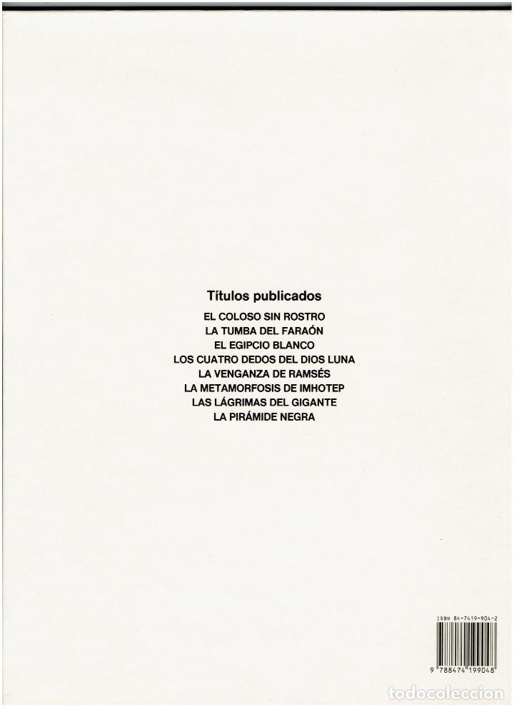Cómics: * PAPYRUS * N º 3, 4, 5, 6, 7, 8, 9,10 COMPLETA * JUNIOR GRIJALBO 1988 / 1991 * IMPECABLE * - Foto 11 - 219764808