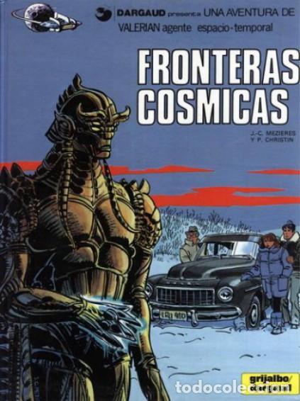 VALERIAN UNA AVENTURA DE FRONTERAS COSMICAS AGENTE ESPACIO-TEMPORAL Nº 13 DE GRIJALBO (Tebeos y Comics - Grijalbo - Valerian)