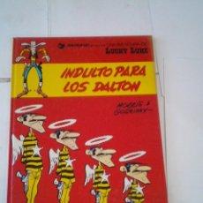 Fumetti: LUCKY LUKE - INDULTO PARA LOS DALTON - NUMERO 13 - BUEN ESTADO - DARGAUD/GRIJALBO. Lote 219834991