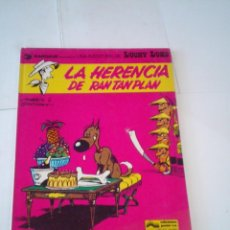 Cómics: LUCKY LUKE - LA HERENCIA DE RANTANPLAN - NUMERO 6 - 1979 - BUEN ESTADO - DARGAUD/GRIJALBO. Lote 219835168