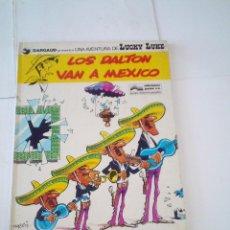 Cómics: LUCKY LUKE - LOS DALTON VAN A MEXICO - NUMERO 8 - 1979 - BUEN ESTADO - DARGAUD/GRIJALBO. Lote 219835590