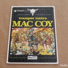 Cómics: MAC COY Nº 3, TAPA DURA, EDITORIAL GRIJALBO. Lote 219848262