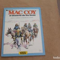 Cómics: MAC COY Nº 14, TAPA DURA, EDITORIAL GRIJALBO. Lote 219848302