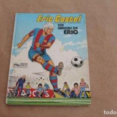 Cómics: ERIC CASTEL Nº 1, TAPA DURA, EDITORIAL GRIJALBO. Lote 219849995
