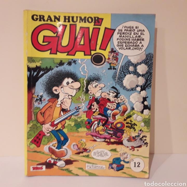 GRAN HUMOR GUAI! GRIJALBO. 1989 (Tebeos y Comics - Grijalbo - Otros)
