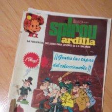 Cómics: SPIROU ARDILLA -REVISTA NM 12 AÑO 1979 MUNDIS ROB-VEL ROBERT VELTER. Lote 220308073