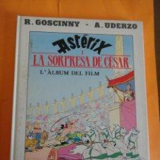 Comics: ASTERIX I LA SORPRESA DE CESAR . L'ÀLBUM DEL FILM . EDICIONES JUNIOR GRIJALBO 1986 .. Lote 220450537