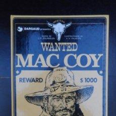 Cómics: MAC COY Nº 5 EDITORIAL GRIJALBO TAPA DURA. Lote 220508321