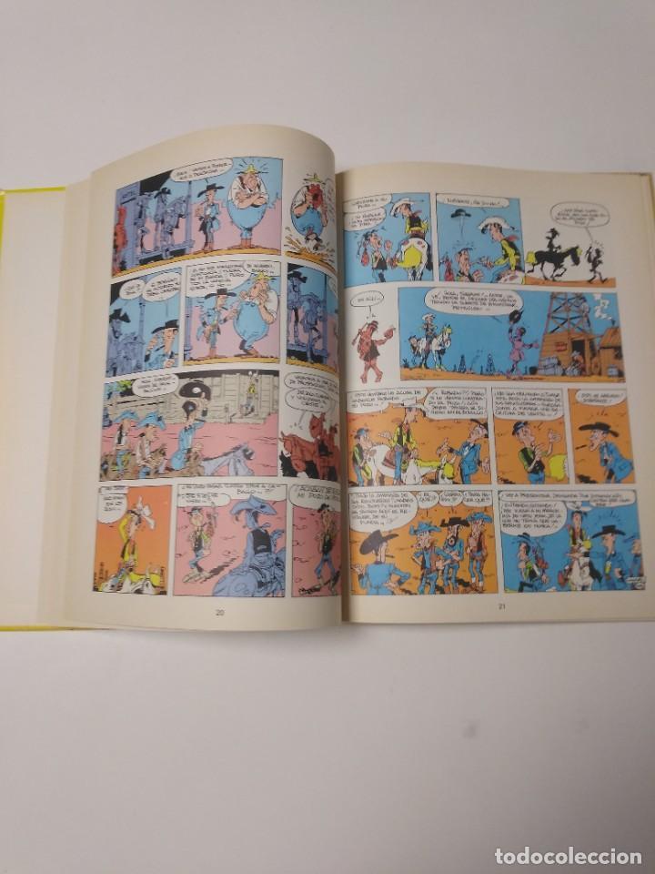 Cómics: Lucky Luke número 37 Petróleo 1988 Grijalbo-Dargaud - Foto 6 - 220520472