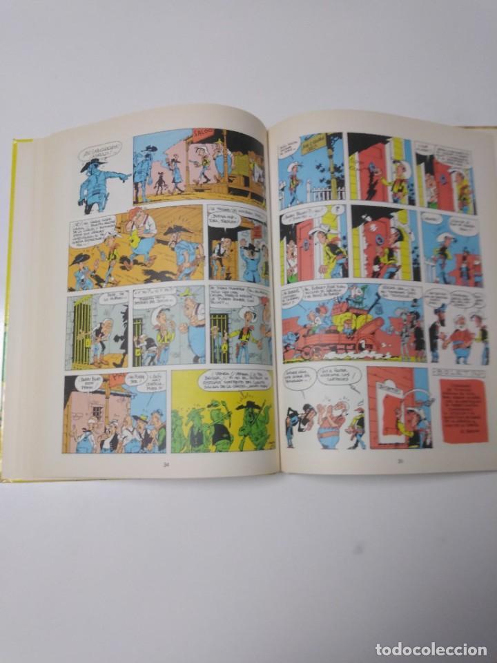 Cómics: Lucky Luke número 37 Petróleo 1988 Grijalbo-Dargaud - Foto 7 - 220520472