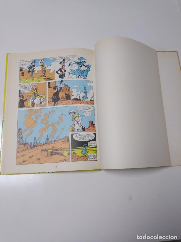 Cómics: Lucky Luke número 37 Petróleo 1988 Grijalbo-Dargaud - Foto 8 - 220520472