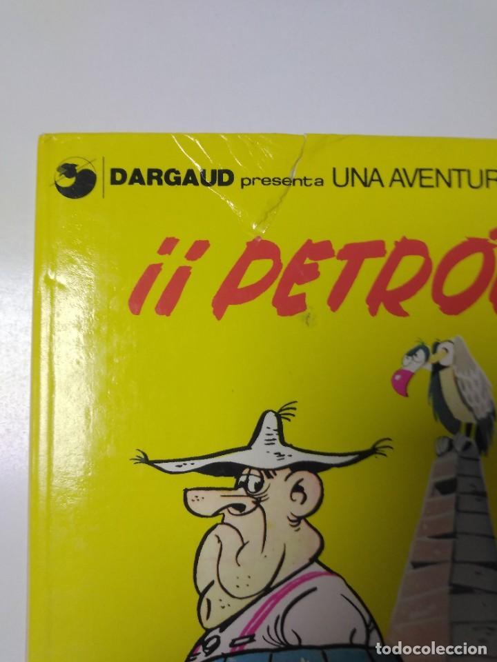 Cómics: Lucky Luke número 37 Petróleo 1988 Grijalbo-Dargaud - Foto 10 - 220520472