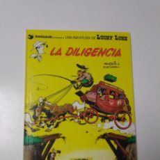 Cómics: LUCKY LUKE NÚMERO 24 LA DILIGENCIA 1983 GRIJALBO-DARGAUD. Lote 220521130