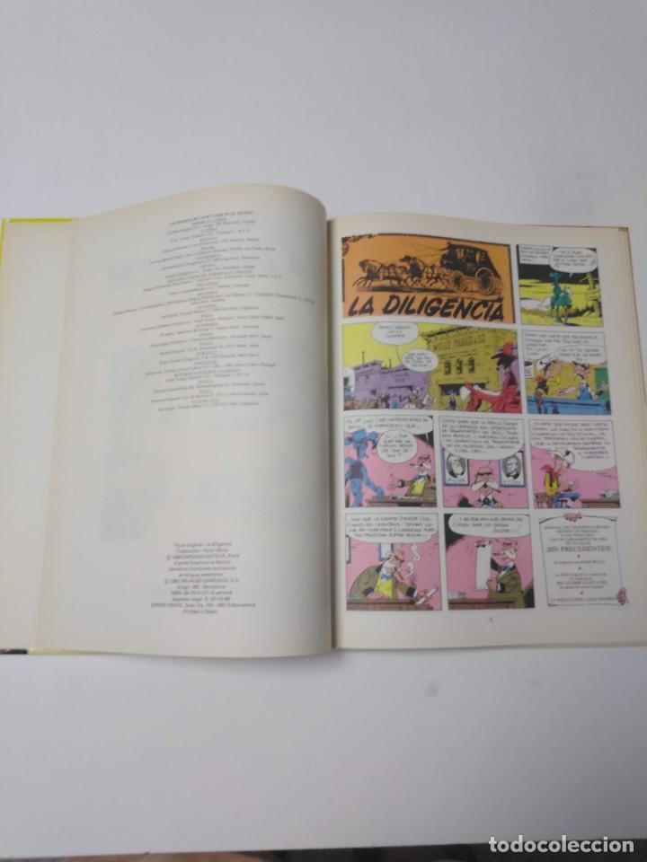 Cómics: Lucky Luke número 24 La Diligencia 1983 Grijalbo-Dargaud - Foto 5 - 220521130