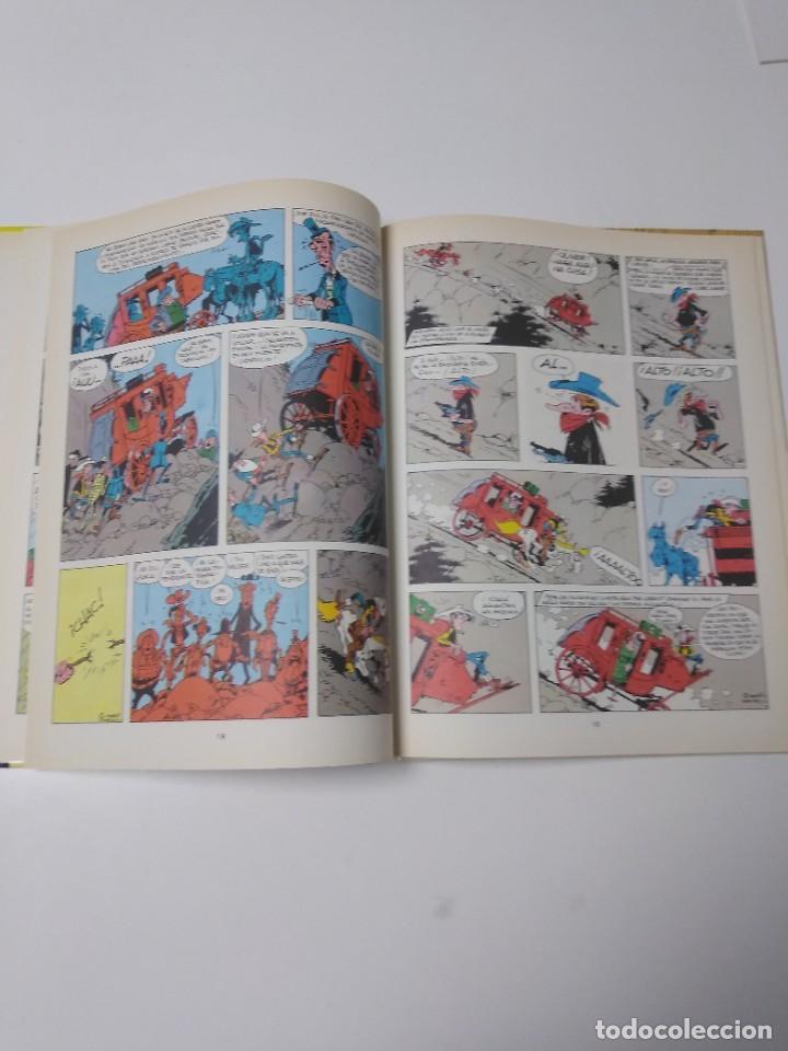 Cómics: Lucky Luke número 24 La Diligencia 1983 Grijalbo-Dargaud - Foto 6 - 220521130