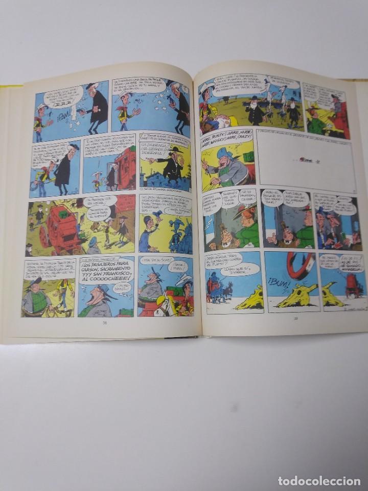 Cómics: Lucky Luke número 24 La Diligencia 1983 Grijalbo-Dargaud - Foto 8 - 220521130