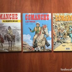 Cómics: COMANCHE JUNIOR/GRIJALBO/DARGAUD. Lote 220552711