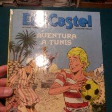 Cómics: ERIC CASTEL Nº 13 - AVENTURA A TUNIS - CÓMIC EN CATALÀ - EDICIONES JUNIOR-GRIJALBO 1989. Lote 220572896