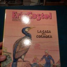 Cómics: ERIC CASTEL Nº 12 - LA CASA DEL CORMORÀ - CÓMIC EN CATALÀ - EDICIONES JUNIOR-GRIJALBO 1988. Lote 220573078