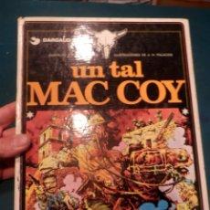 Cómics: MAC COY - UN TAL MAC COY - Nº 2 - CÓMIC - JUNIOR 1978 - TAPA DURA. Lote 220574061