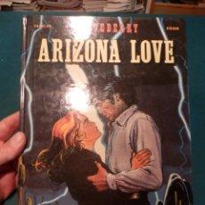 Comics: BLUEBERRY - ARIZONA LOVE - Nº 29 - CÓMIC - JUNIOR/GRIJALBO 1991 - 64 PAG. - TAPA DURA. Lote 244372600