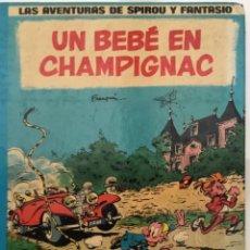 Cómics: UN BEBÉ EN CHAMPIGNAC. Lote 220795083