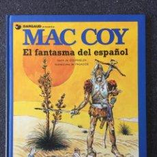 Cómics: EL FANTASMA DEL ESPAÑOL - MAC COY Nº 16 - 1ª EDICIÓN - GRIJALBO / DARGAUD - 1991 - ¡COMO NUEVO!. Lote 220876447