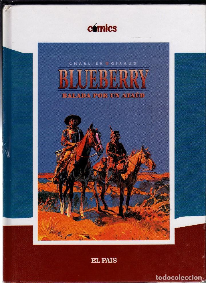 BLUEBERRY POR JEAN-MICHEL CHARLIER Y JEAN GIRAUD - BALADA POR UN ATAÚD · AÑO 2005 · 76 PÁGINAS - (Tebeos y Comics - Grijalbo - Blueberry)