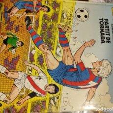 Cómics: ERIC CASTEL - PARTIR DE TORNADA. Lote 221092012