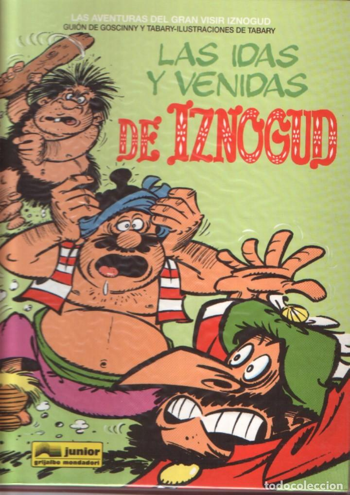 Cómics: las aventuras del Califa Harun el Pussah - El gran visir Iznogud completa 1 al 19. Grijalbo - Foto 3 - 221092118
