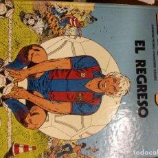 Cómics: ERIC CASTEL - EL REGRESO. Lote 221092263