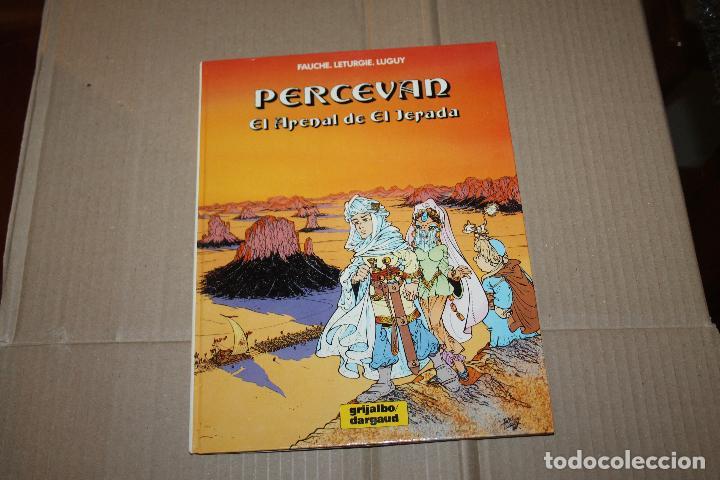 PERCEVAN Nº 5, TAPA DURA, EDITORIAL GRIJALBO (Tebeos y Comics - Grijalbo - Percevan)