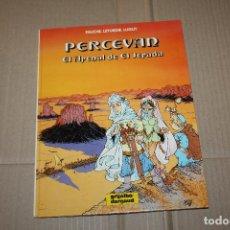 Cómics: PERCEVAN Nº 5, TAPA DURA, EDITORIAL GRIJALBO. Lote 221124933