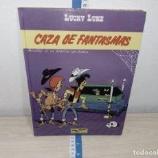 Cómics: TEBEO COMICS LUCKY LUKE CAZA DE FANTASMAS GRIJALBO. Lote 221173655