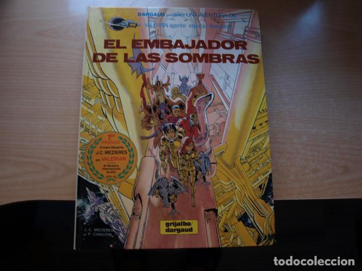 Cómics: VALERIAN - AGENTE ESPACIO-TEMPORAL - LOTE DE 7 TOMOS - TAPA DURA - SE VENDEN SUELTOS - Foto 6 - 221256242