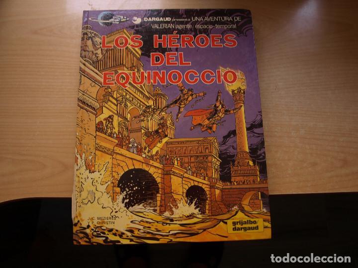 Cómics: VALERIAN - AGENTE ESPACIO-TEMPORAL - LOTE DE 7 TOMOS - TAPA DURA - SE VENDEN SUELTOS - Foto 7 - 221256242