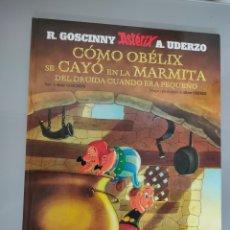 Cómics: COMIC COMO OBELIX SE CAYÓ EN LA MARMITA SALVAT 2009. Lote 221361513