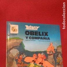 Cómics: ASTERIX 23 - OBELIX Y COMPAÑIA - GOSCINNY & UDERZO - CARTONE. Lote 221444962