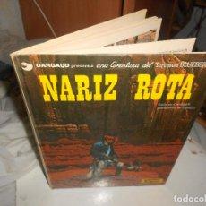 Cómics: TENIENTE BLUEBERRY NARIZ ROTA 1981 DARGAUD, CÓMIC OESTE, OFERTA. Lote 221455375