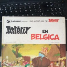 Cómics: ASTERIX EN BELGICA R GOSCINNY A UDERZO Nº 24 DEP. LEGAL 1979. Lote 221478575