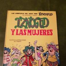 Cómics: IZNOGUD Y LAS MUJERES. Lote 221490785