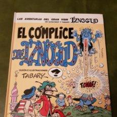 Cómics: EL CÓMPLICE DE IZNOGUD. Lote 221490985