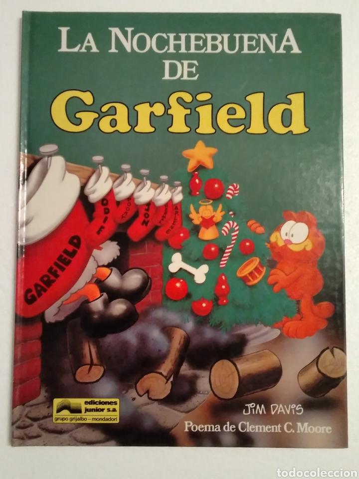 LA NOCHEBUENA DE GARFIELD (Tebeos y Comics - Grijalbo - Otros)